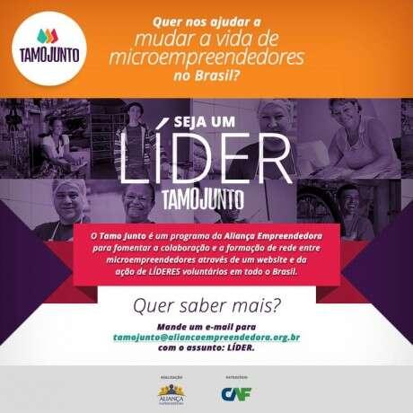 Quer nos ajudar a mudar a vida de microempreendedores no Brasil?
