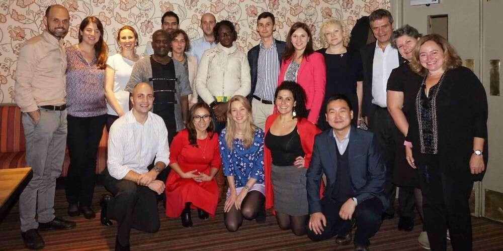 Aliança Empreendedora participa de evento sobre treinamento realizado pela YBI