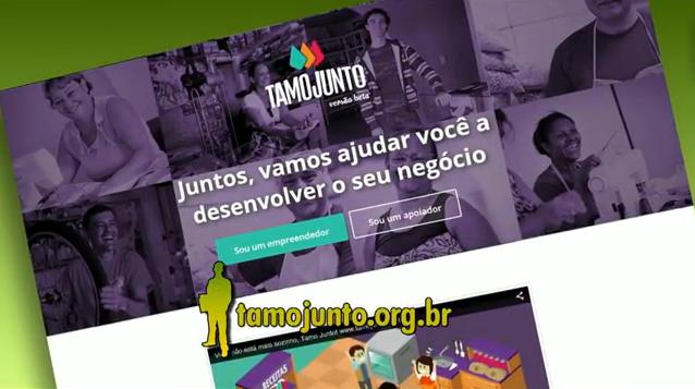 Confira o Tamo Junto no Jornal Paraná TV da Rede Globo e no Metro Jornal de Curitiba