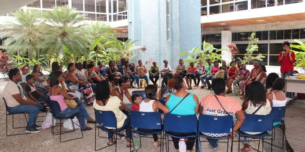 Projeto Kiteiras em Salvador encerra 2014 com aumento de 40% no número de mulheres apoiadas