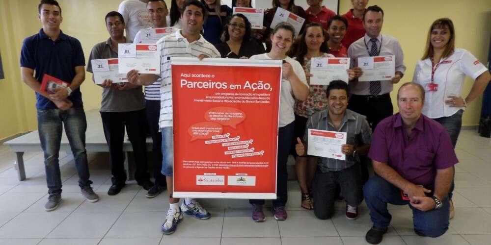 Encontros do Programa Parceiros em Ação reúne microempreendedores em São Paulo, Pernambuco, Paraíba e Rio Grande do Norte