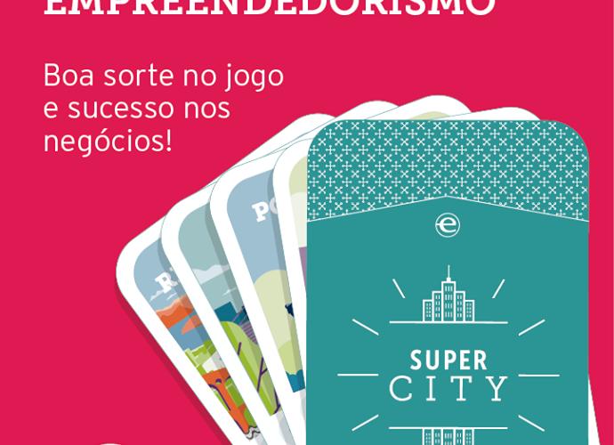 Conheça o Super City: o Super Trunfo do empreendedorismo