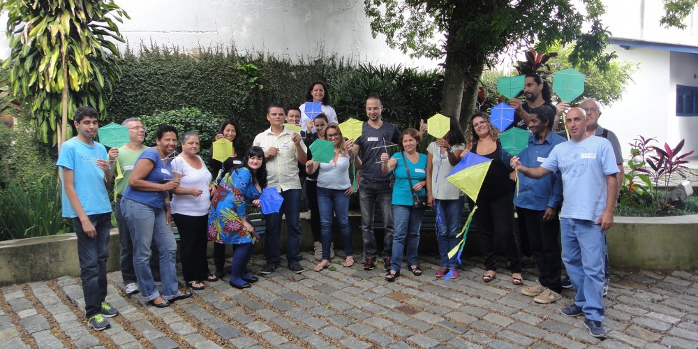 Projeto Aliança EDP de Empreendedorismo Comunitário inicia capacitações de 2015 com as turmas cheias