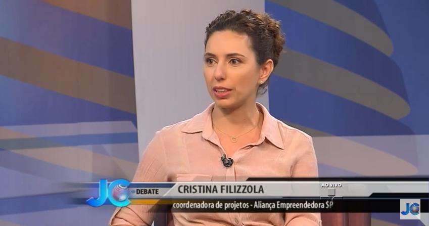 Aliança Empreendedora participa de debate no Jornal Cultura sobre oportunidade de negócios na favela