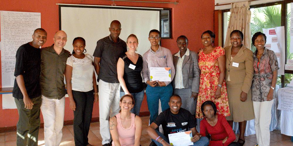 Aliança Empreendedora capacita organizações no Quênia e na Tanzânia