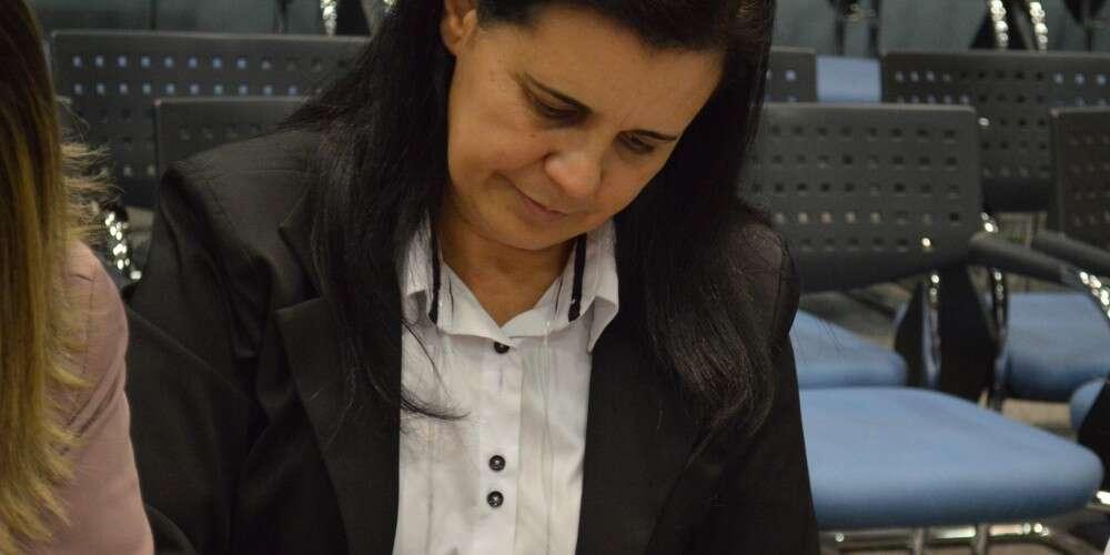 """""""Despertei e tomei atitudes necessárias para desenvolver o meu negócio"""", conta Reinilda de Oliveira, empreendedora apoiada pelo projeto Saúde Financeira"""