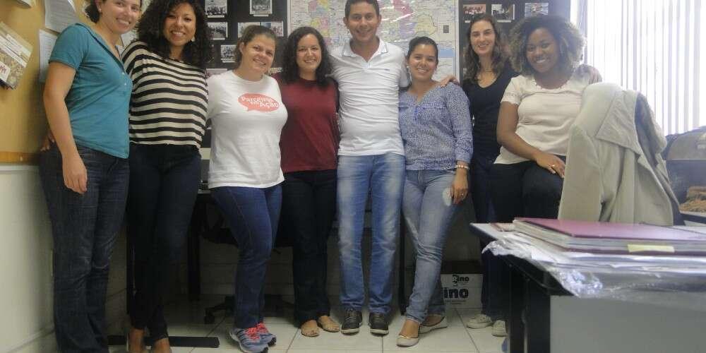 (Português) Aliança Empreendedora recebe organização Acreditar Microcrédito de Pernambuco para troca de conhecimentos sobre o apoio a microempreendedores(as)