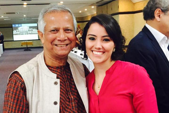 (Português) Aliança Empreendedora encontra Muhammad Yunus em Curitiba