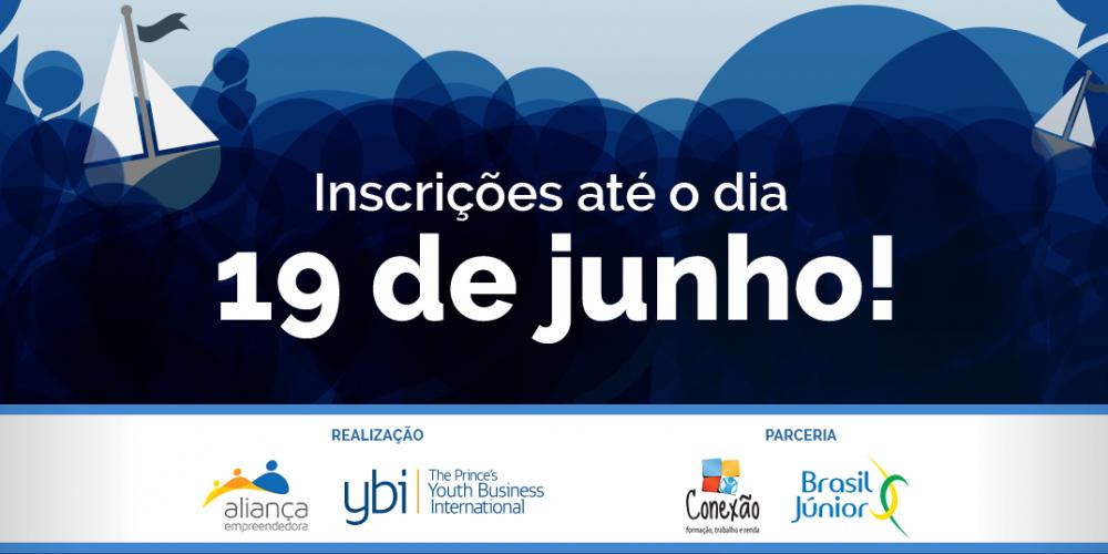 (Português) Edital Geração Empreendedora: Inscrições prorrogadas até 19 de junho!