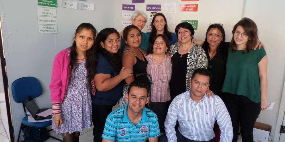Tecendo Sonhos: Organizações aliadas recebem treinamento para capacitar empreendedores imigrantes latinos de São Paulo-SP