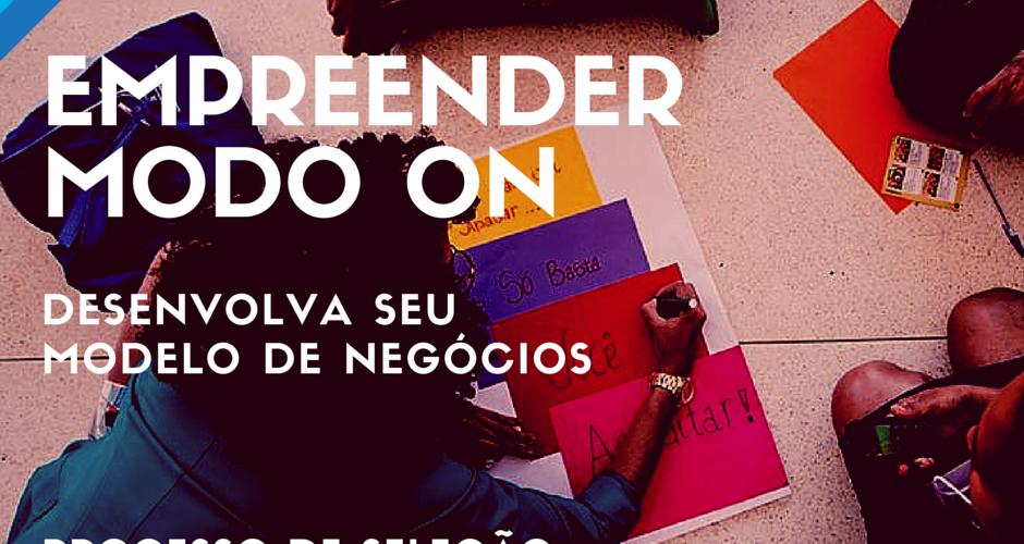 (Português) Curso Empreender MODO ON: Conheça os pré-selecionados!