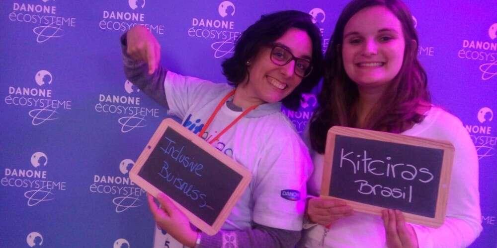 (Português) Aliança Empreendedora participa de evento realizado pelo Fundo Danone Ecosystem em Paris