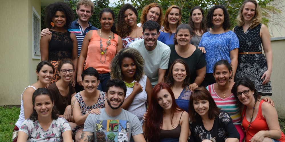Equipe da Aliança Empreendedora se reúne para planejamento estratégico 2016