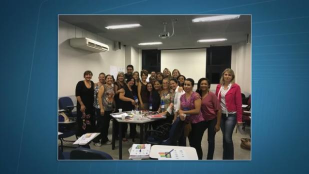 Quadro 'No fim das contas' apresentado no DFTV, filiada da Rede Globo no Distrito Federal, fala sobre o projeto Crescer e Vencer