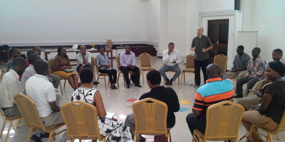 (Português) Aliança Empreendedora capacita organizações sociais na Bélgica, Quênia e Tanzânia