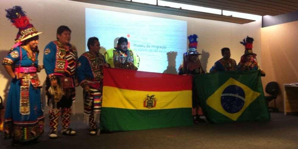 (Português) Empreendedores imigrantes participam de evento do Tecendo Sonhos no Museu da Imigração de São Paulo