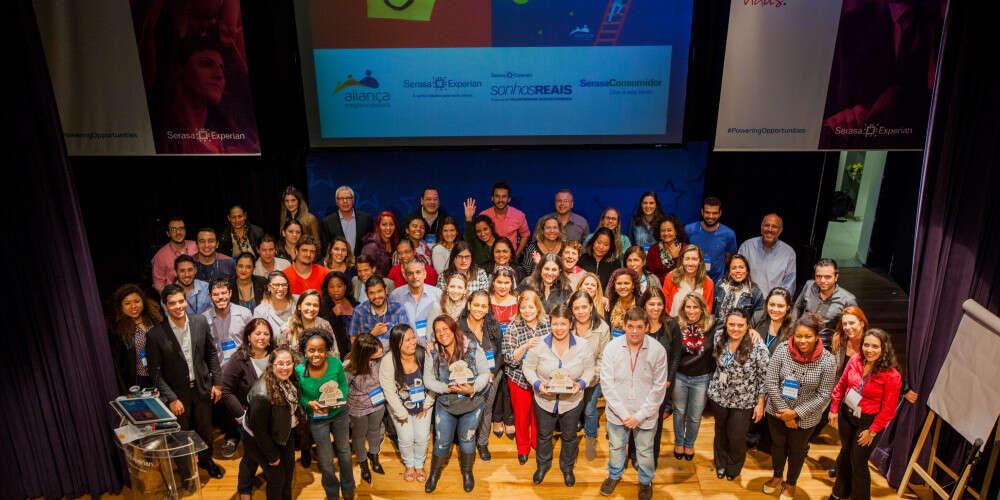 Conheça os empreendedores destaque do Crescer e Vencer: Processo Seletivo para Microempreendedores em São Paulo e no Distrito Federal