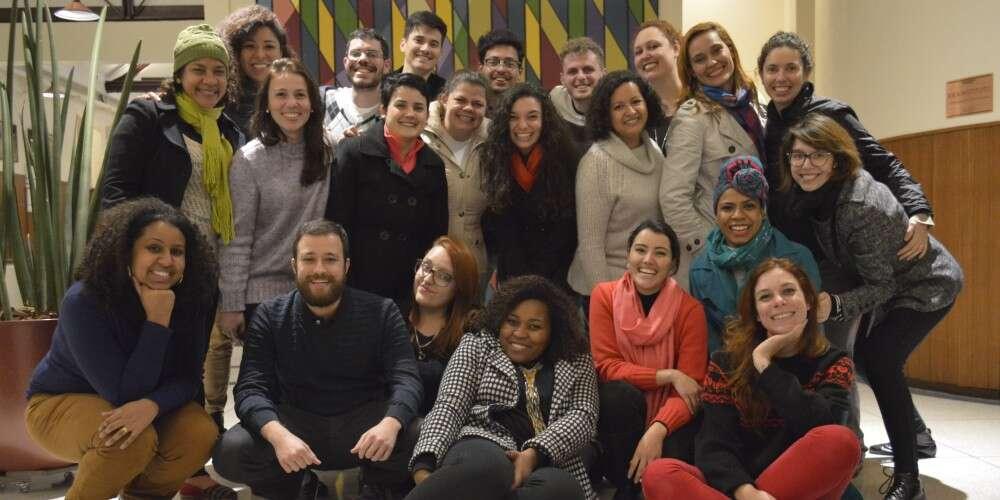 (Português) Encontro com o Presente: Equipe da Aliança Empreendedora se reúne para planejamento e revisão de metas de 2016