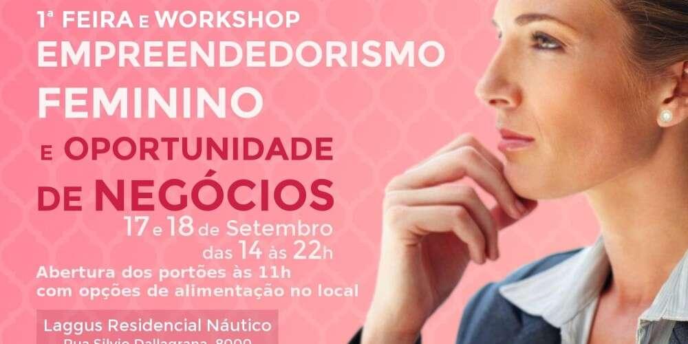 Campo Largo sedia a 1ª Feira e Workshop de Empreendedorismo Feminino