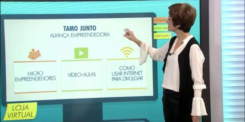 Confira reportagem que apresenta o Tamo Junto como ferramenta para empreendedores que querem desenvolver seus negócios no ambiente online!