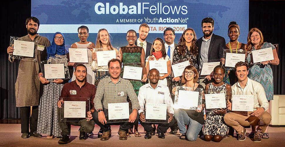 Co-fundadora do Tamo Junto, site da Aliança Empreendedora de apoio a microempreendedores pela internet, recebe prêmio na Costa Rica