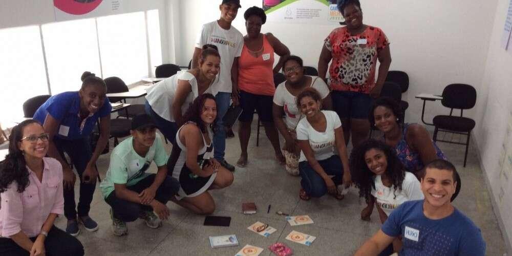 Jovens de comunidades da periferia do Rio participam de capacitação do Geração Empreendedora