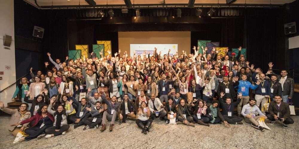 Encontro Nacional da Aliança Empreendedora reúne parceiros e 81 empreendedores apoiados de treze cidades para evento de integração em São Paulo-SP
