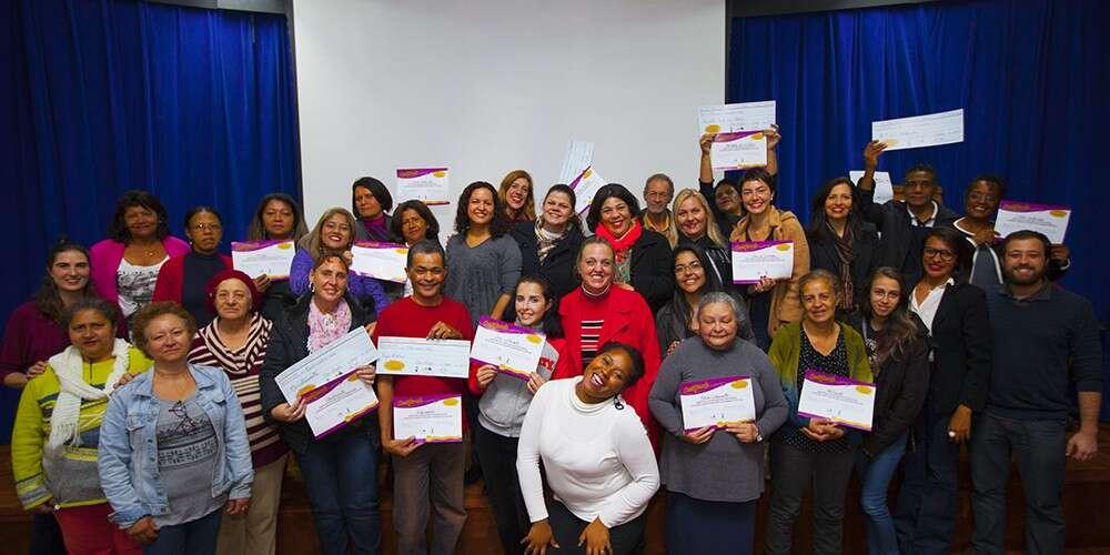 Costurando o Futuro do ABC paulista reúne empreendedores individuais e grupos produtivos apoiados para encerramento da primeira etapa e início de um novo ciclo