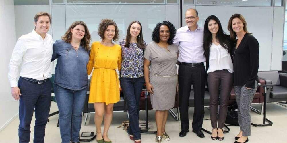 (Português) Aliança Empreendedora e vencedoras do Concurso Hora de Brilhar se juntam ao time Unilever em evento sobre Ciclo Brilhante