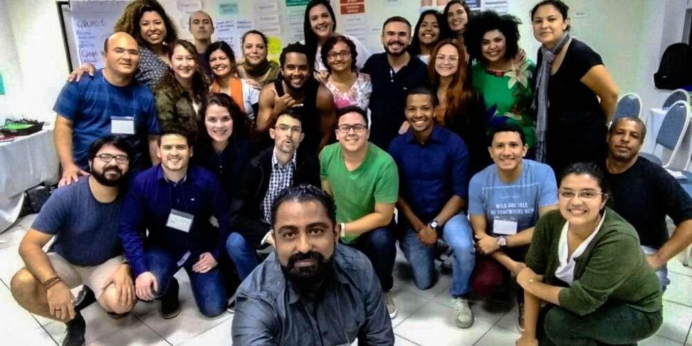 (Português) Organizações selecionadas do Programa Geração Empreendedora recebem treinamento para apoiar microempreendedores em todo o Brasil