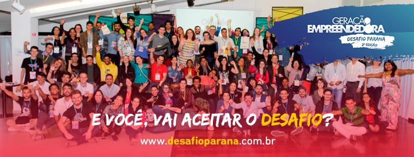 (Português) Desafio Paraná divulga nomes de jovens empreendedores selecionados para terceira etapa do concurso