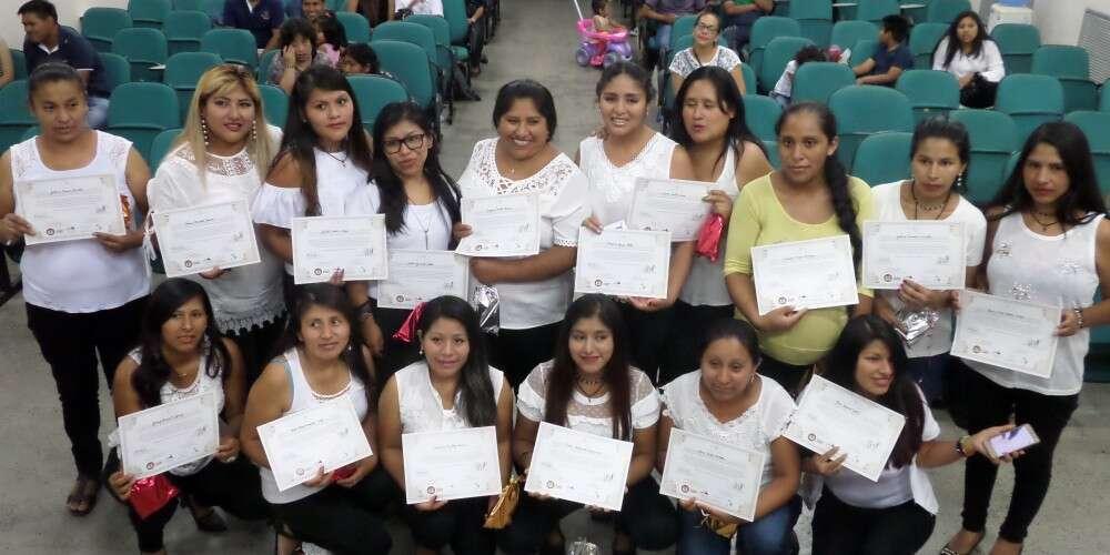 Com 17 imigrantes apoiadas Programa Tecendo Sonhos conclui primeira turma de capacitação exclusiva para mulheres