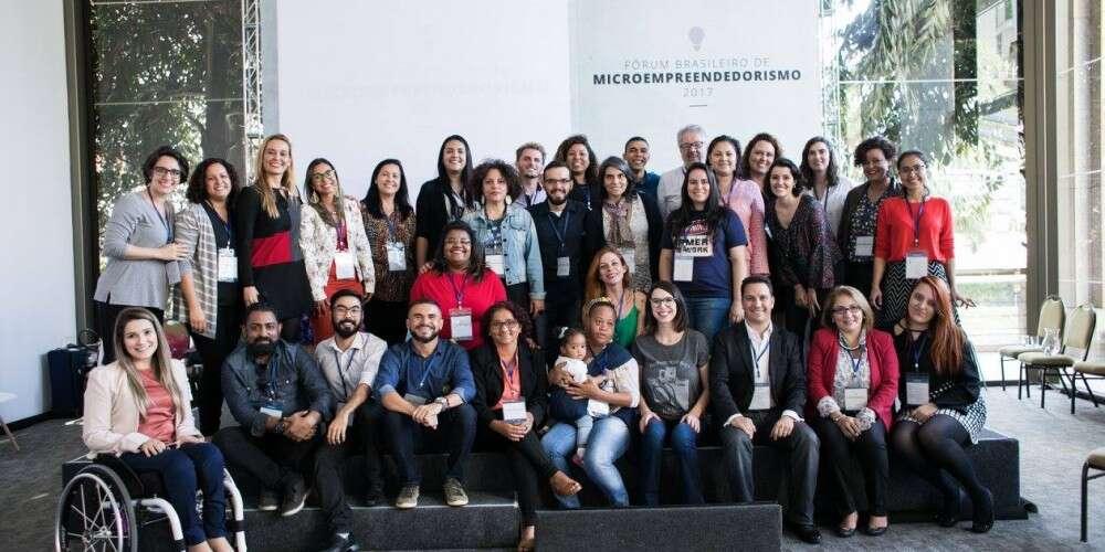 (Português) Evento lança o primeiro Mapeamento do apoio ao Microempreendedor Brasileiro e reúne atores do ecossistema do microempreendedorismo no país
