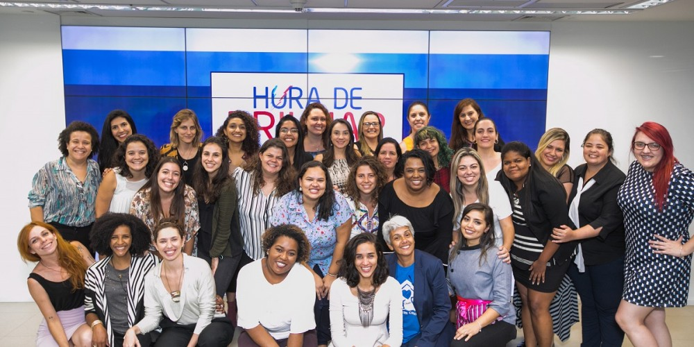 (Português) Conheça as empreendedoras finalistas do concurso Hora de Brilhar 2017/2018