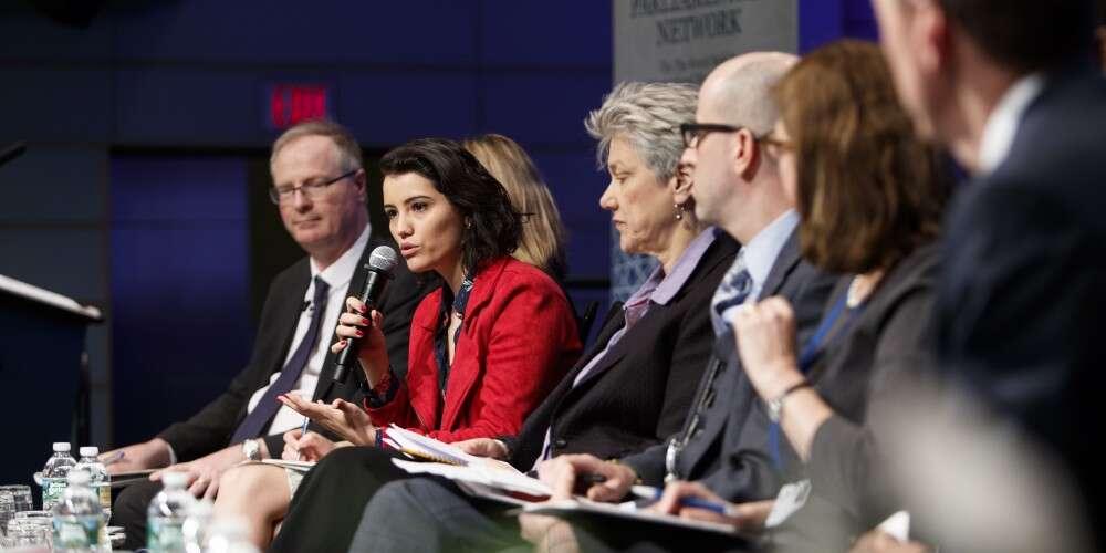 Case da Aliança Empreendedora é apresentado em eventos em Washington (DC)