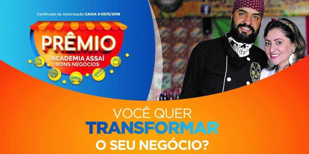 Com parceria da Aliança Empreendedora, Academia Assaí Bons Negócios promove prêmio para microempreendedores da área de alimentos
