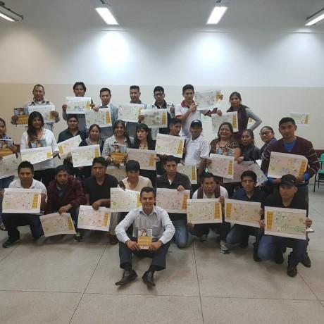 28 empreendedores imigrantes participam da formatura do Programa Tecendo Sonhos em parceria com a Organização Internacional do Trabalho e CAMI