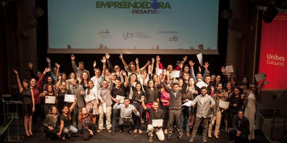 Desafio Brasil: concurso reconhece empreendedores e organizações aliadas de todo o Brasil que atuam no Geração Empreendedora