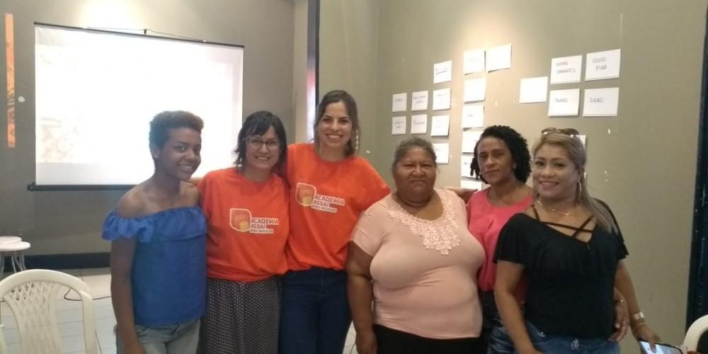 Academia Assaí Bons Negócios participa da Virada Sustentável em Manaus em parceria com a agência da ONU para refugiados