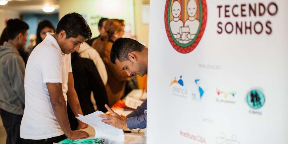 Projeto Tecendo Sonhos ganhará campanha de doação de pessoa física