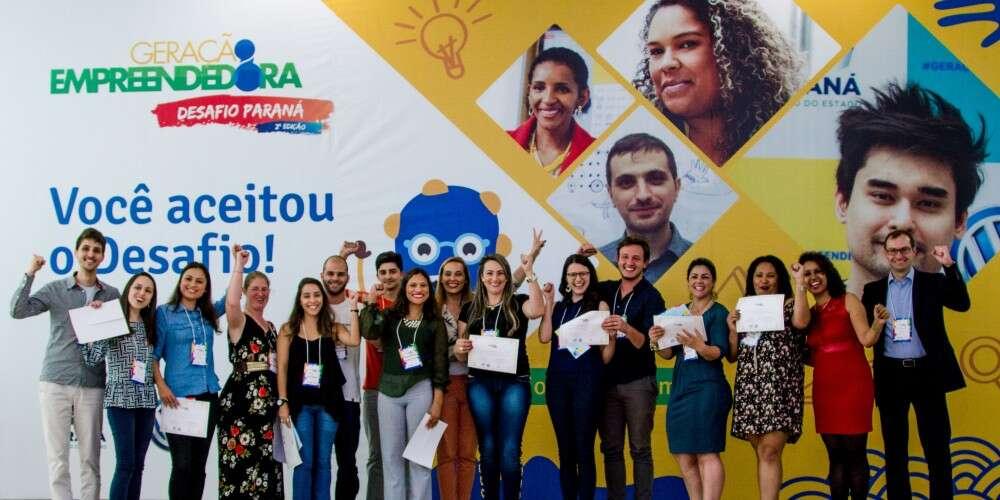 Paraná lança oportunidade para jovens empreendedores