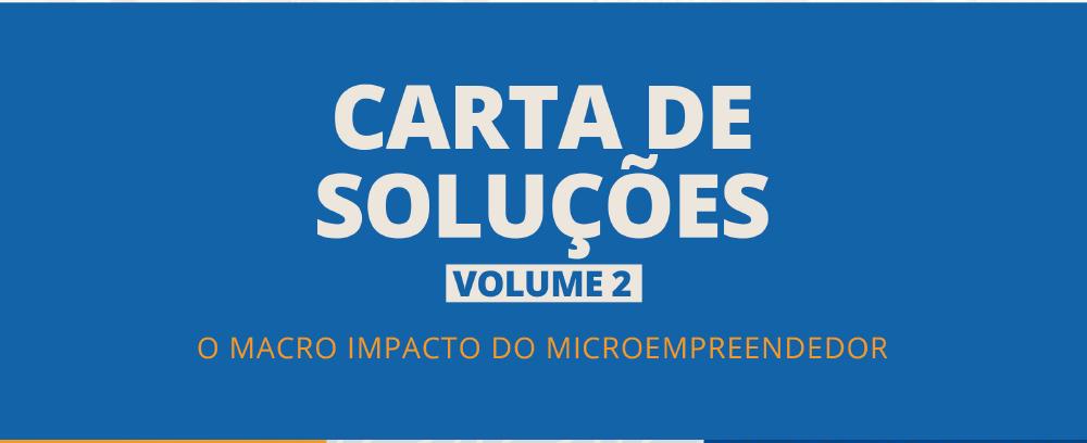 Carta de Soluções para microempreendedores gerada durante o 2º Fórum Brasileiro de Microempreendedorismo já está disponível