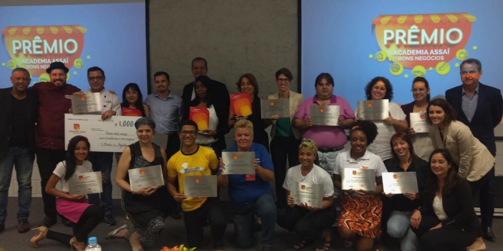 Iniciativa voltada a empreendedores da área de alimentos irá fortalecer negócios e distribuir prêmios