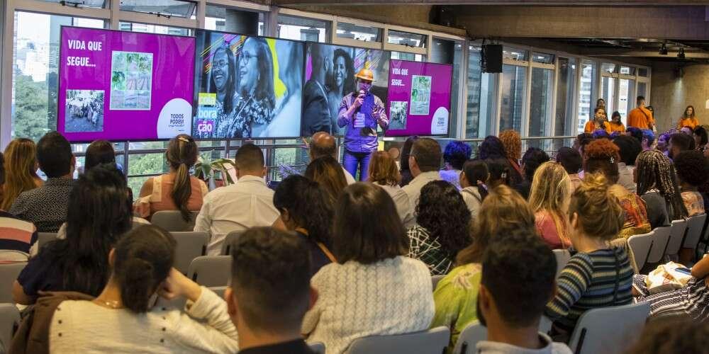 Microempreendedores compartilham suas histórias em evento anual da Aliança Empreendedora