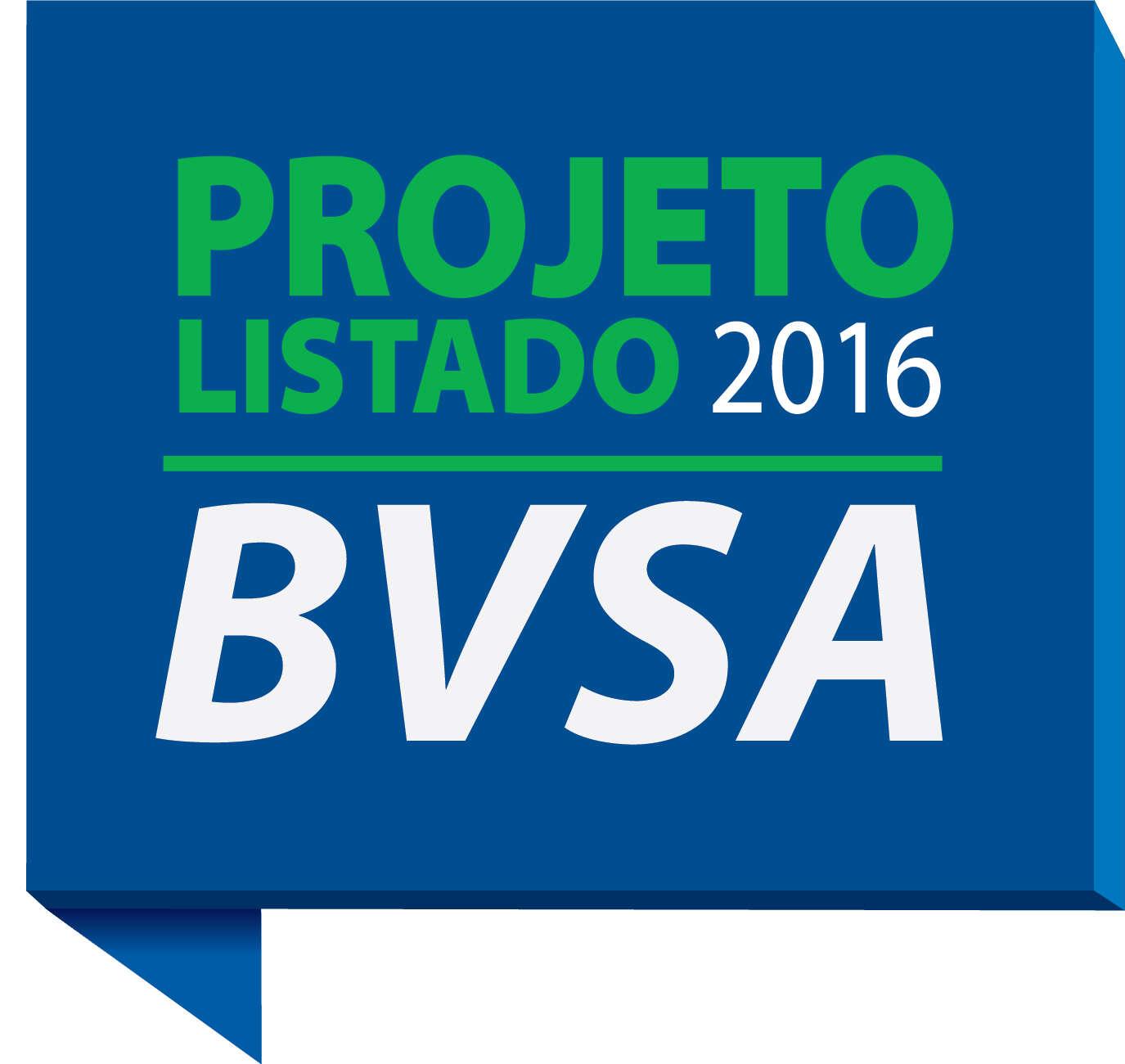(Português) Projeto Listado 2016 BVSA