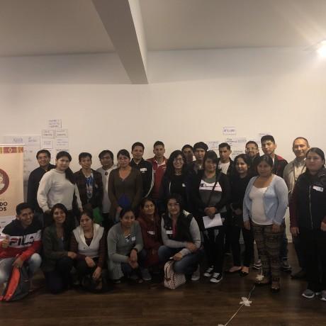 Programa Tecendo Sonhos reúne empreendedores imigrantes para falar sobre saúde financeira